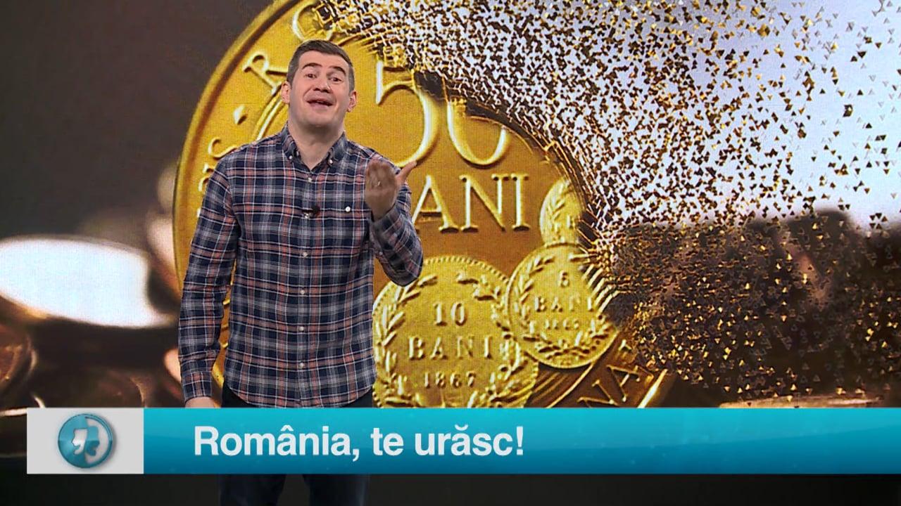 România, te urăsc!