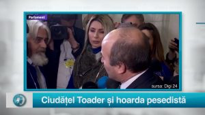Ciudățel Toader și hoarda pesedistă