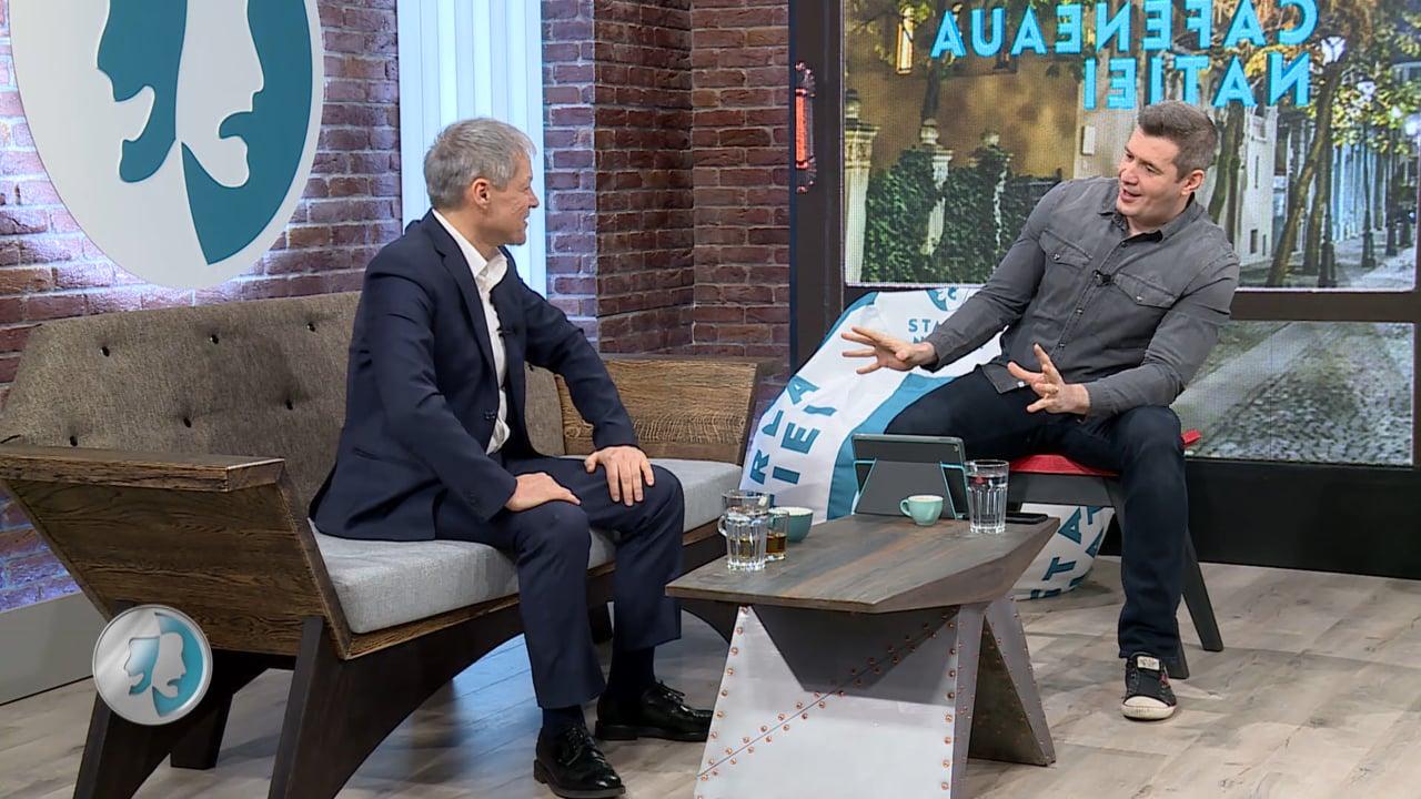 Cafeneaua Nației cu Dacian Cioloș