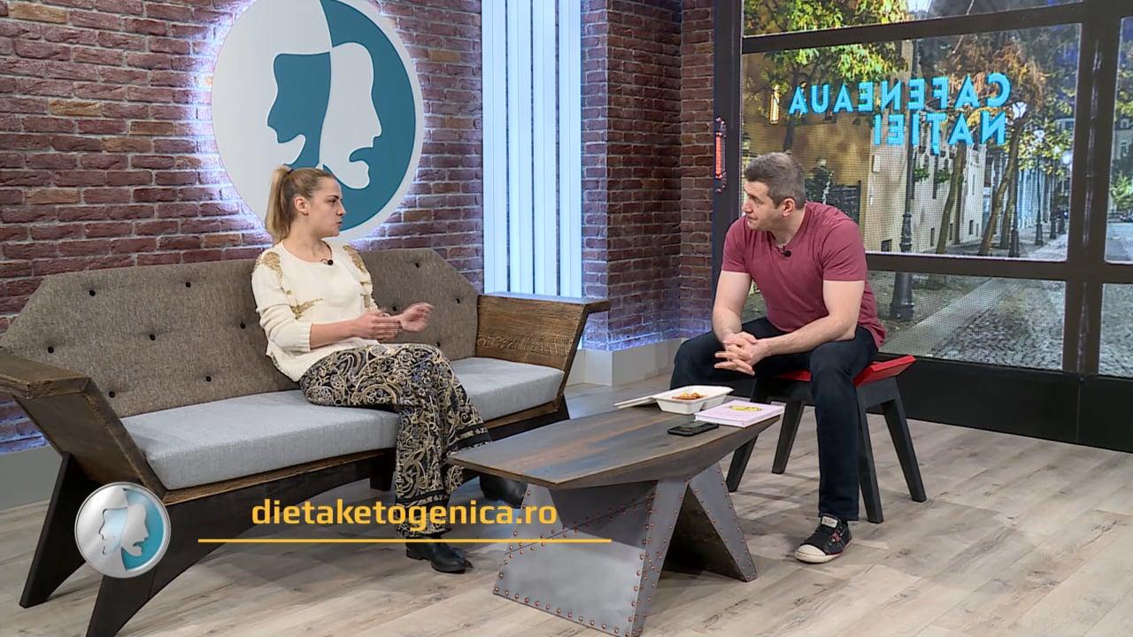 Cafeneaua Nației cu Cristina Ioniță