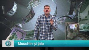 Meschin și jale