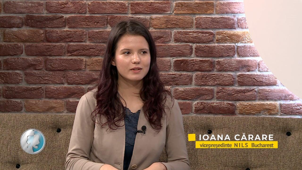 Cafeneaua Nației cu Ioana Cărare