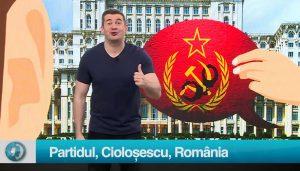 Partidul, Cioloșescu, România