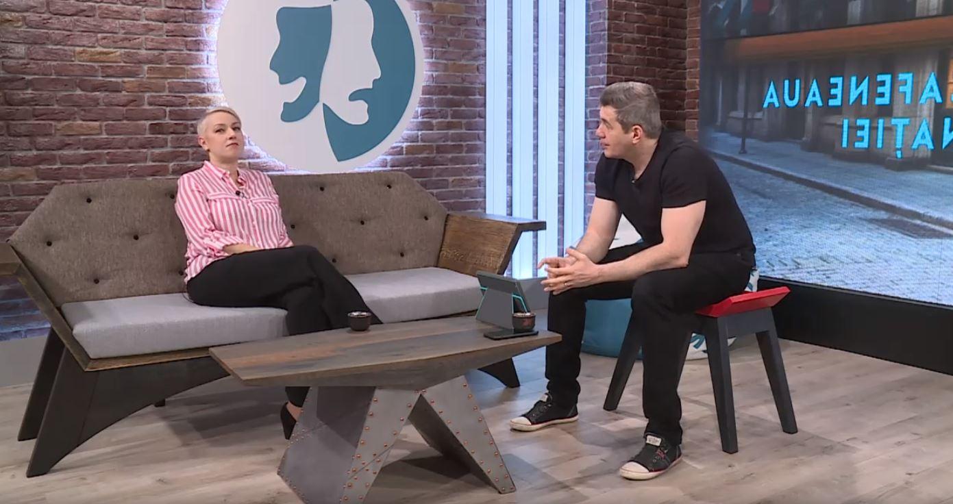 Cafeneaua Nației cu Dana Gîrbovan