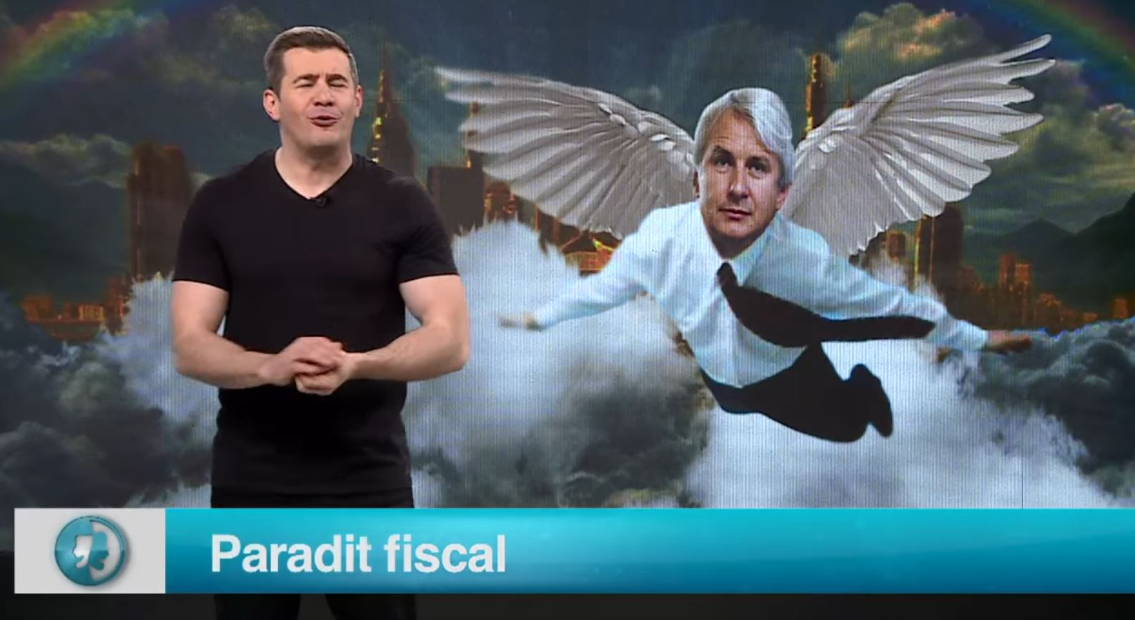 Paradit fiscal