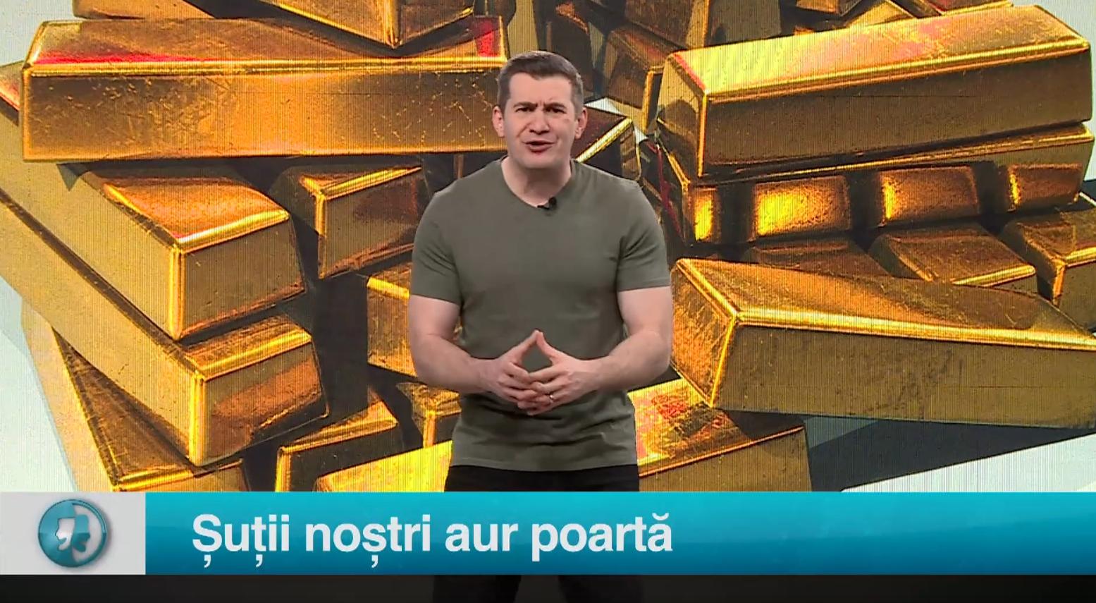 Șuții noștri aur poartă