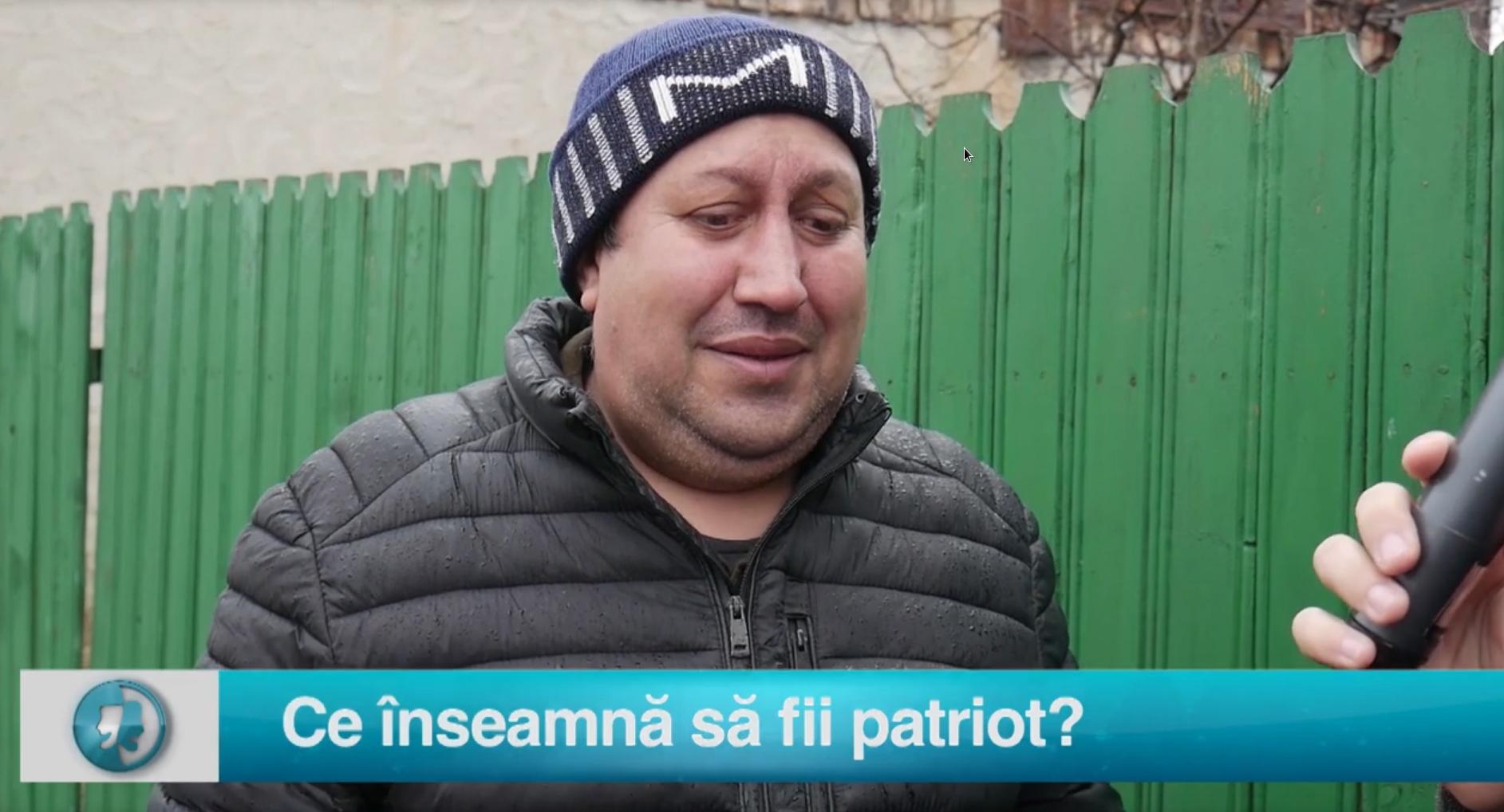 Vax populi: Ce înseamnă să fii patriot?