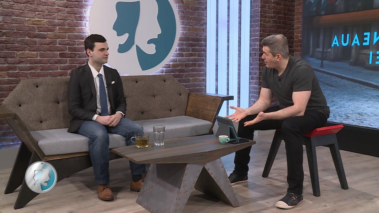 Cafeneaua Nației cu Ionuț Budișteanu