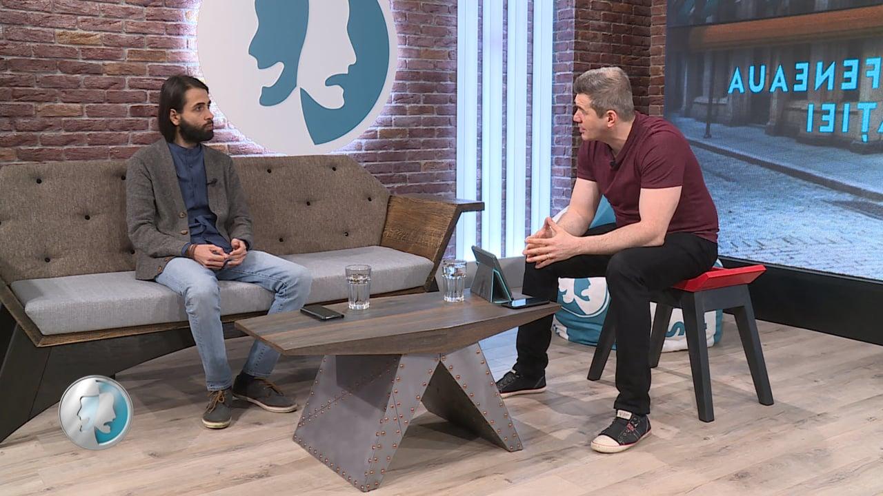 Cafeneaua Nației cu Vlad Stoicescu