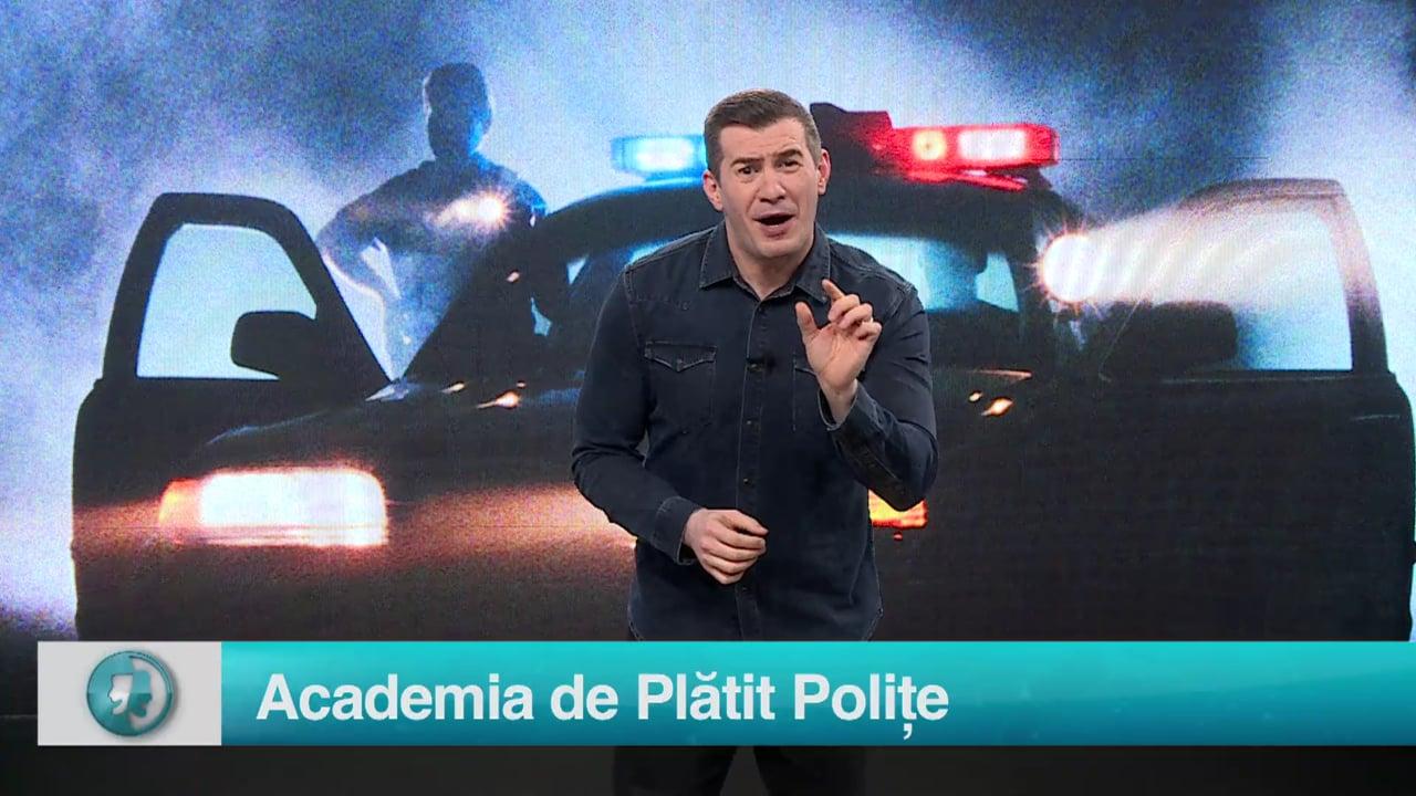 Academia de Plătit Polițe