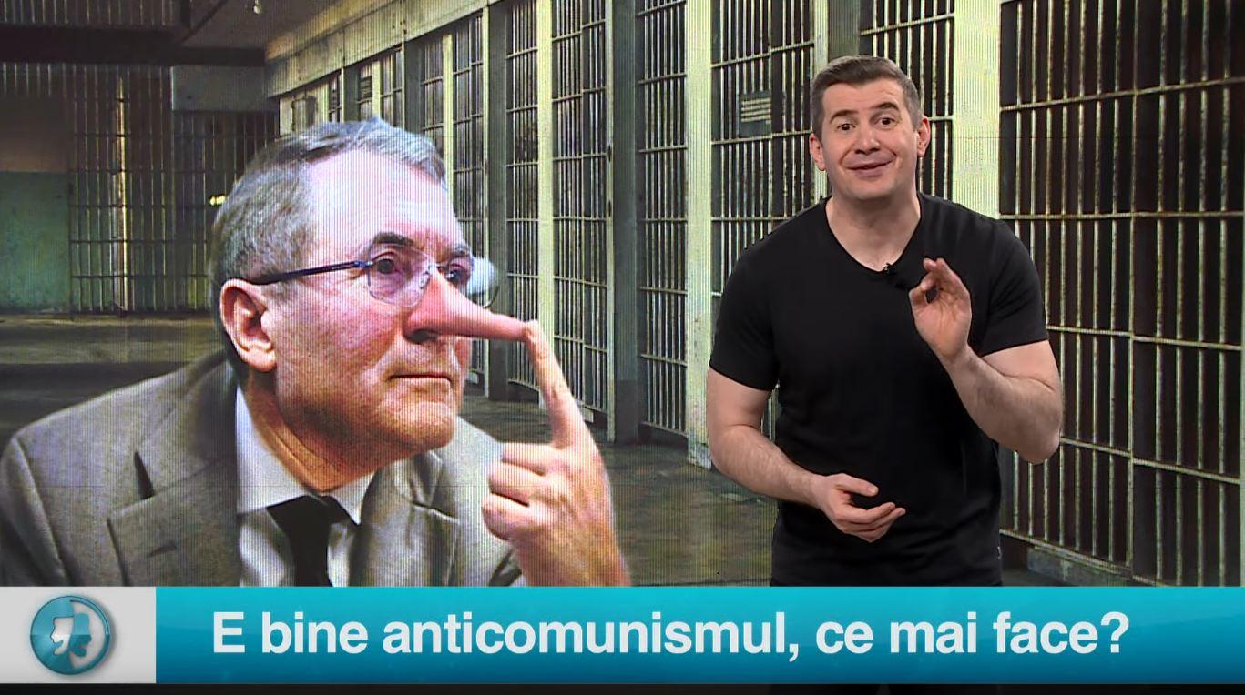 E bine anticomunismul, ce mai face?