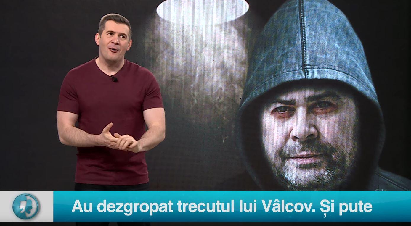 Au dezgropat trecutul lui Vâlcov. Și pute