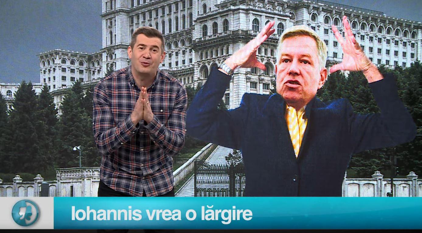 Iohannis vrea o lărgire