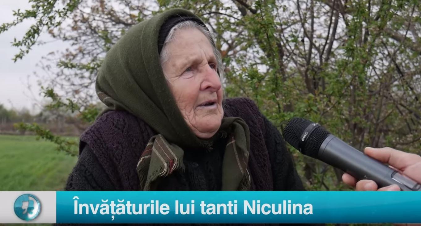 Învățăturile lui tanti Niculina