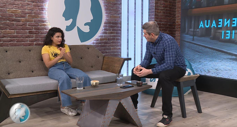 Cafeneaua Nației cu Alina Șerban
