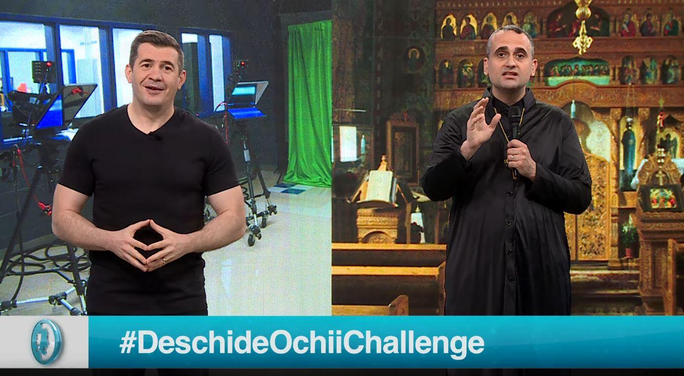 #DeschideOchiiChallenge