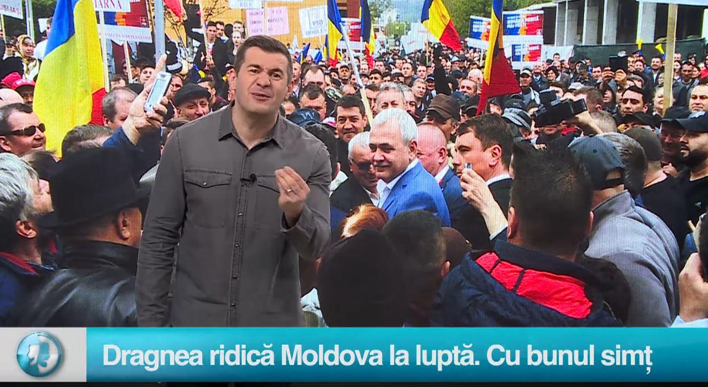 Dragnea ridică Moldova la luptă. Cu bunul simț