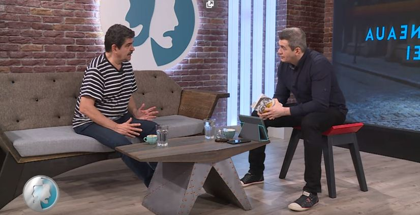 Cafeneaua naţiei cu Radu Paraschivescu
