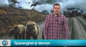 Sparanghel și demon