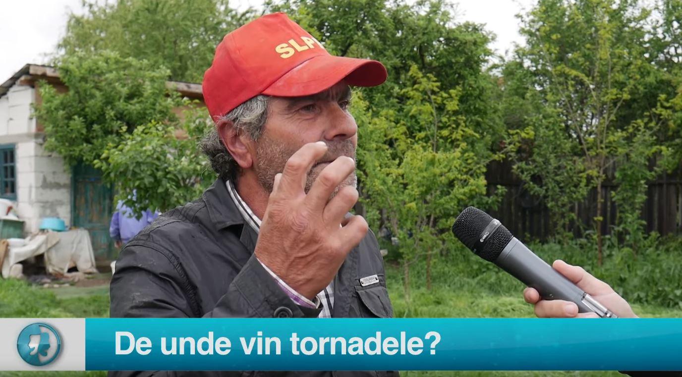 Vax populi: De unde vin tornadele?