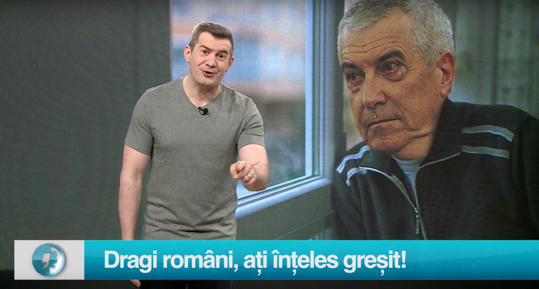 Dragi români, ați înțeles greșit!