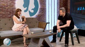 Alina Kasprovschi de la Fundația Comunitară București la Cafeneaua nației