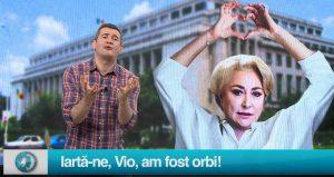 Iartă-ne, Vio, am fost orbi!