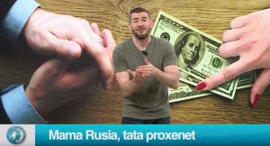 Mama Rusia, tata proxenet