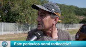 Vax populi: Este periculos norul radioactiv