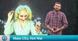 Make CEx, Not War
