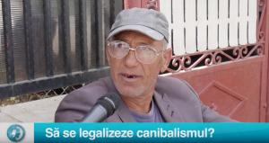 Vax populi: Să se legalizeze canibalismul?