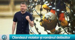 Olandezul violator și românul delăsător