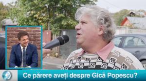 Vax populi: Ce părere aveți despre Gică Popescu?