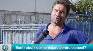 Vax populi: Sunt roboții o amenințare pentru oameni?