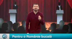 Pentru o Românie bucală