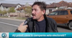 Vax populi: Ați primit ceva în campania asta electorală?