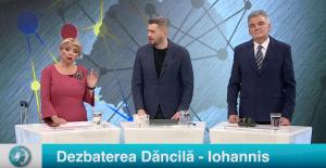 Dezbaterea Dăncilă - Iohannis