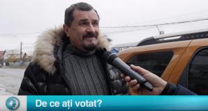 Vax populi: De ce ați votat?