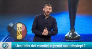 Unul din doi români e prost sau deștept?