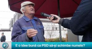 Vax populi: E o idee bună ca PSD să-și schimbe numele?