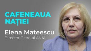 """Când vine """"iadul alb"""" anul ăsta? Ne povestește Elena Mateescu, directorul ANM"""