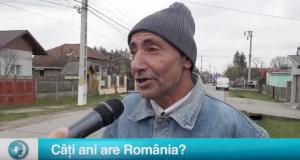 Vax populi: Câți ani are România?