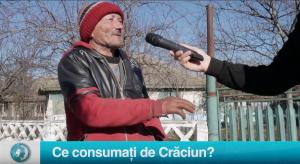 Vax populi: Ce consumați de Crăciun?