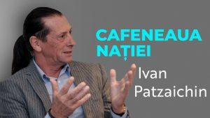 Ivan Patzaichin, la Cafeneaua nației