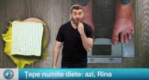 Țepe numite diete: azi, Rina