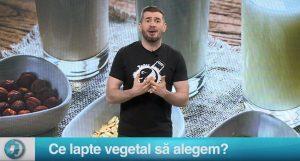 Ce lapte vegetal să alegem?