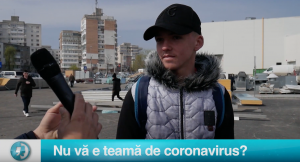 Vax populi: Nu vă e teamă de coronavirus?