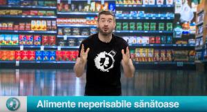 Alimente neperisabile sănătoase