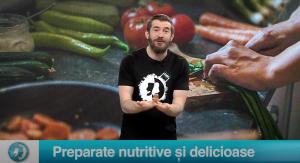 Preparate nutritive și delicioase