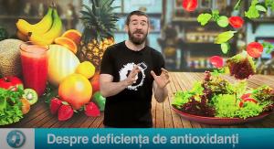 Despre deficiența de antioxidanți